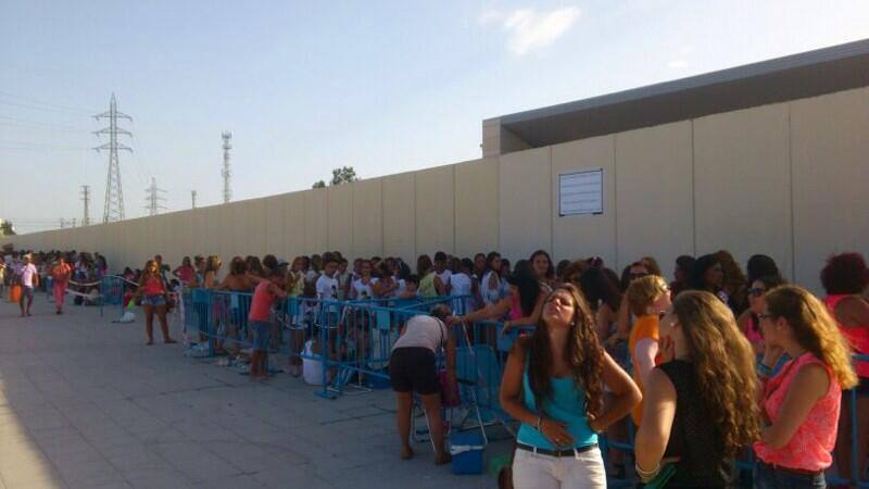 Así vivieron los fans el concierto de Pablo Alborán en Twitter