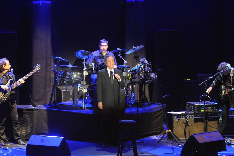 Fotos del concierto de Julio Iglesias en Marbella