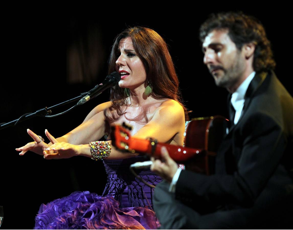 Las mejores imágenes del concierto de Diana Navarro