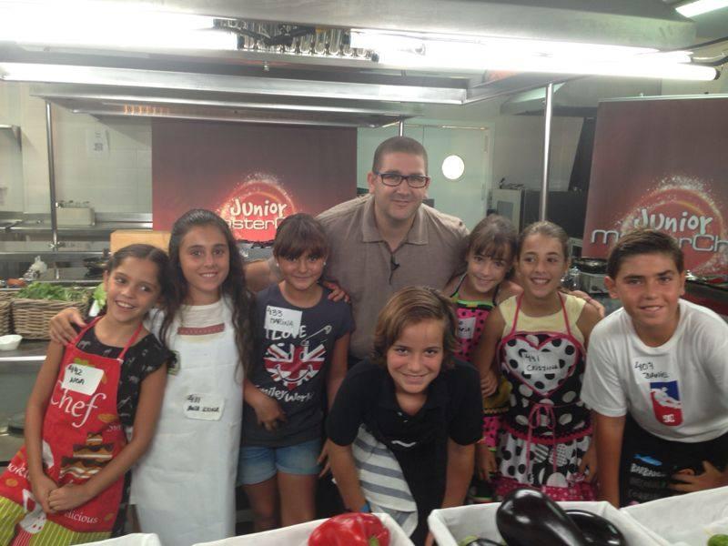 'Masterchef Junior' busca en Málaga a los mejores cocineros