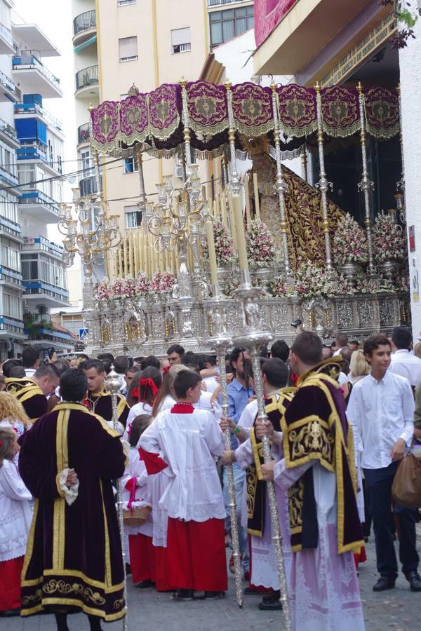 Las mejores imágenes de la Virgen de la Trinidad en el Mater Dei