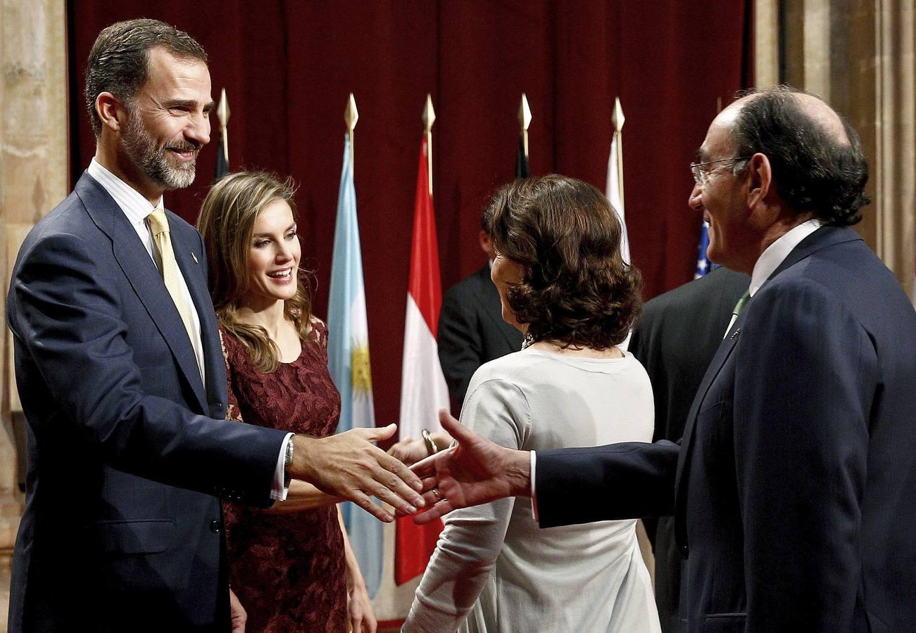 Oviedo entrega los Premios Príncipe de Asturias más reivindicativos