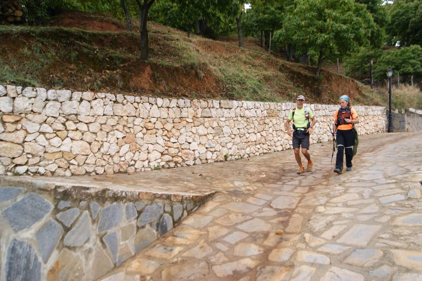 Más de 350 corredores en la I Ultra Trail Gran Vuelta Valle del Genal