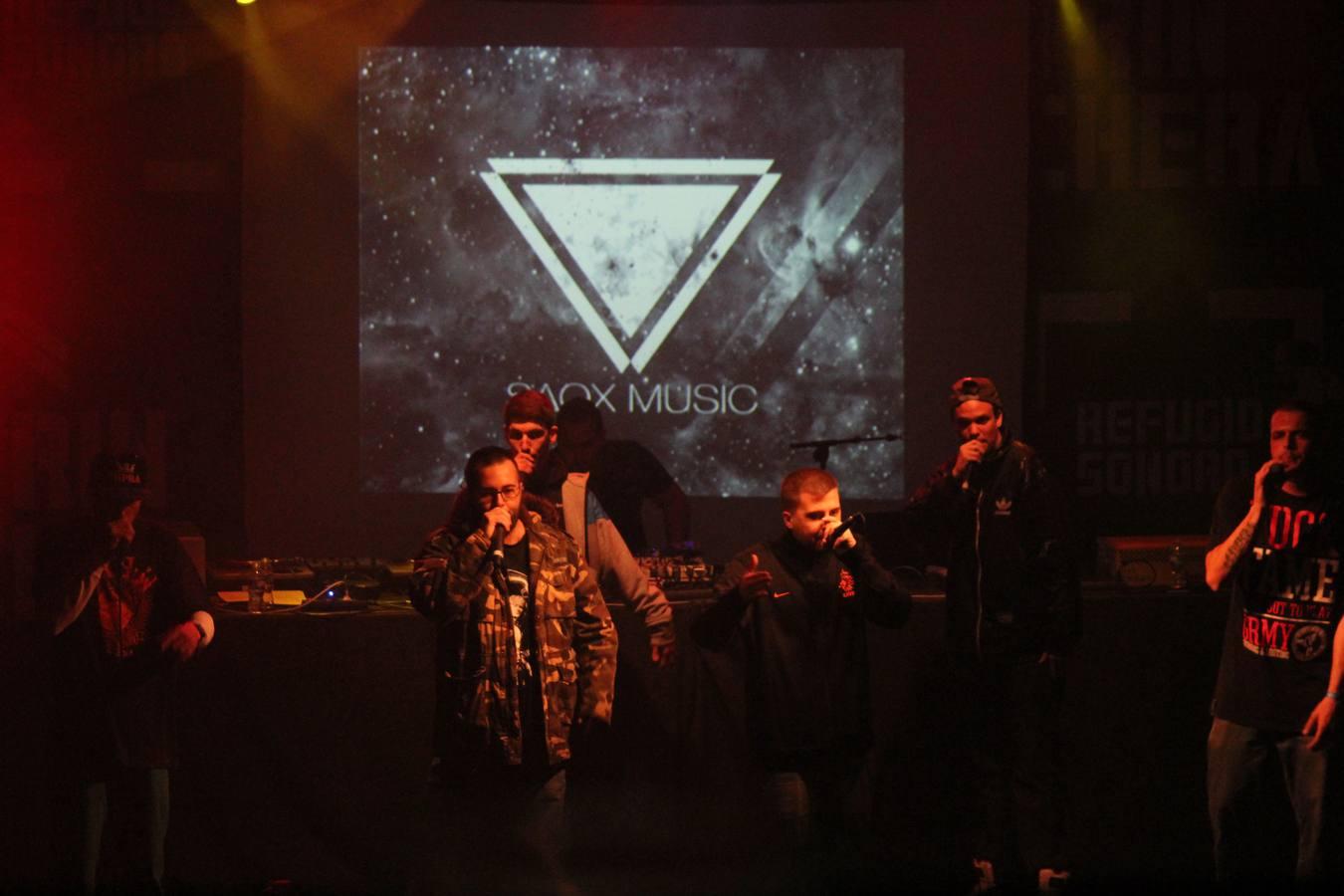 Fotos del concierto de Gordo Master en Málaga
