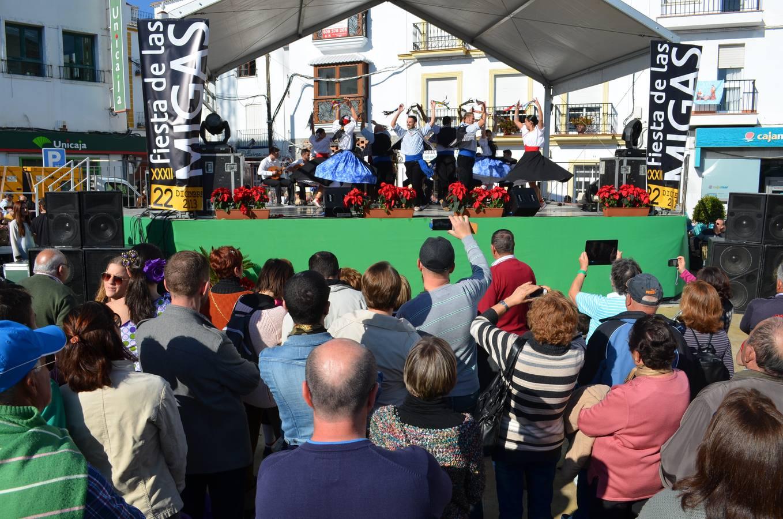 Fotos de la XXXII Fiesta de las Migas en Torrox