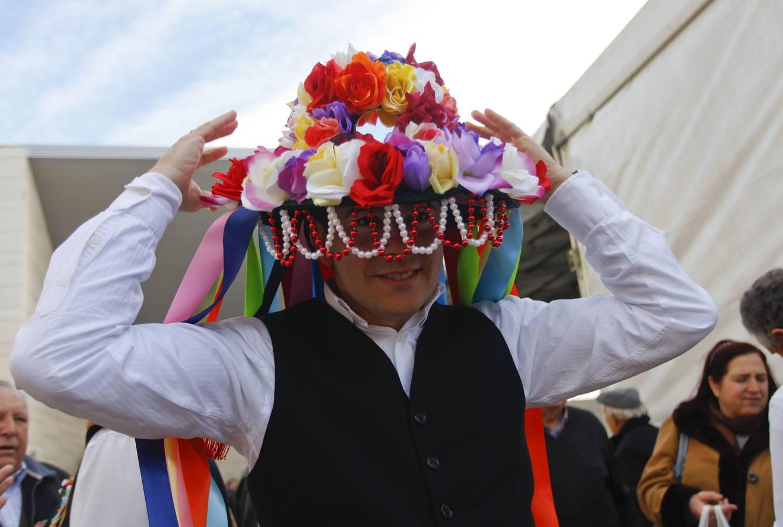 La Fiesta Mayor de Verdiales, en imágenes