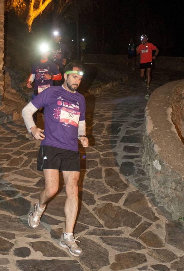 Los mejores momentos de la carrera noctura MLK Trail Málaga