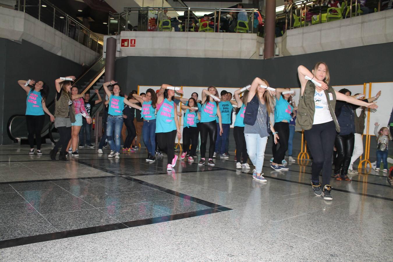 La protectora de animales organiza un 39 flashmob 39 para for Protectora de animales malaga ciudad jardin