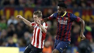 Barcelona - Athletic, en imágenes