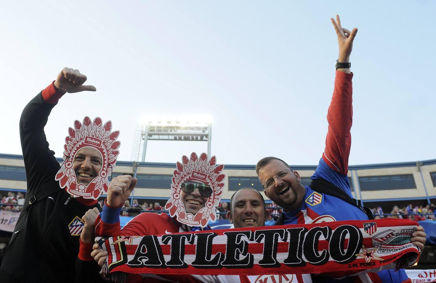 Atlético de Madrid - Chelsea en semifinales de la 'Champions'