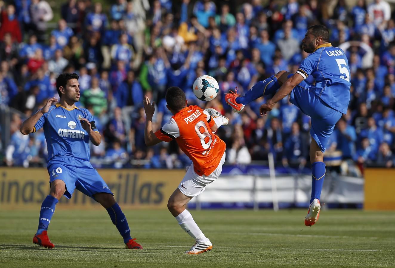 El Málaga cae contar en Getafe (1-0)