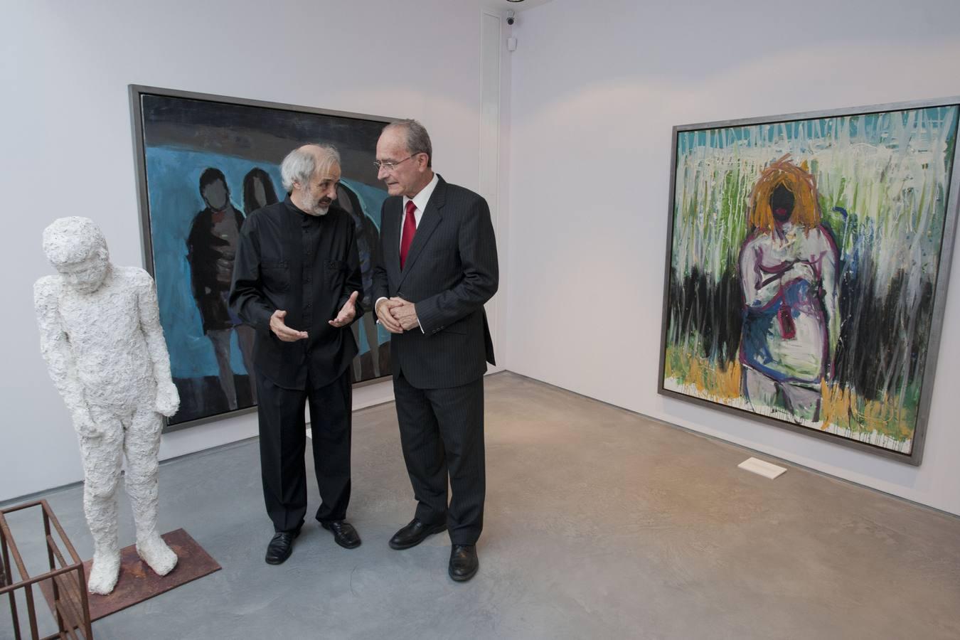 Inauguración del Museo Jorge Rando